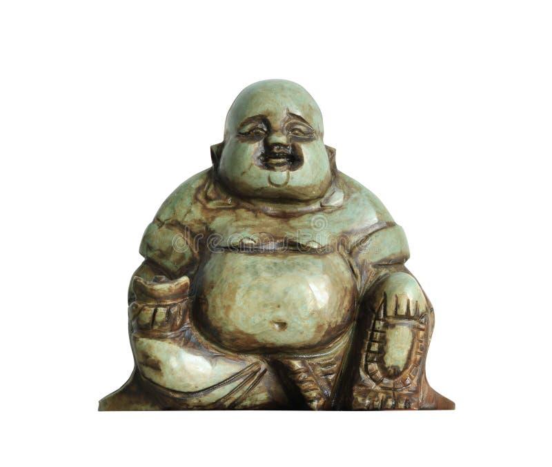 中国菩萨雕象 库存照片
