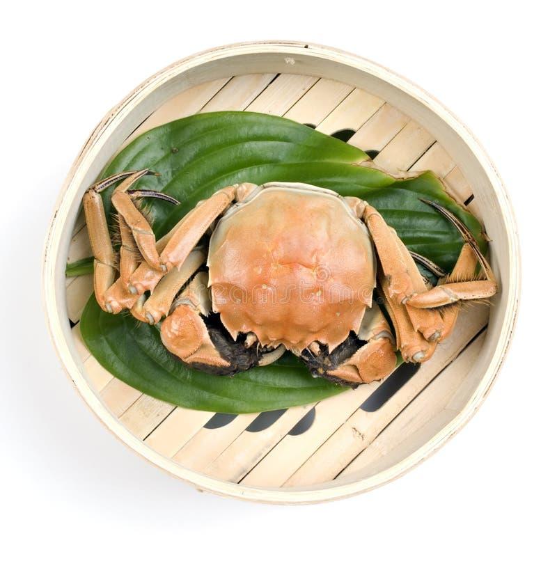 中国螃蟹湖 库存照片
