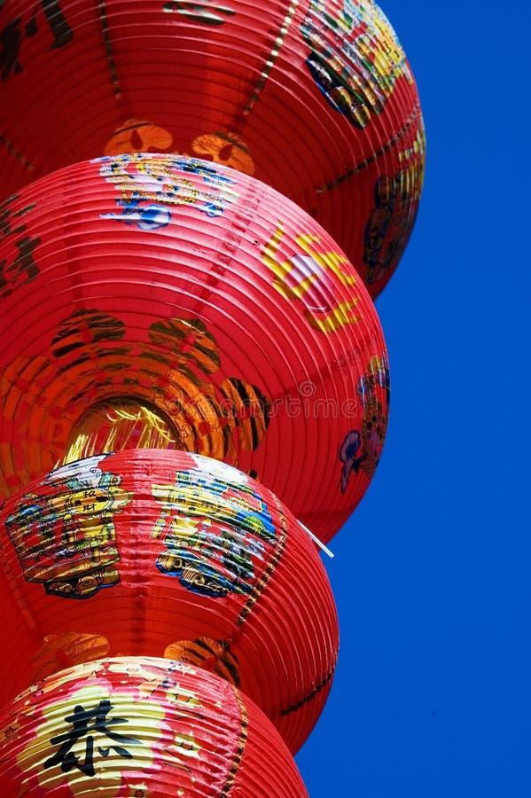 中国装饰 库存照片
