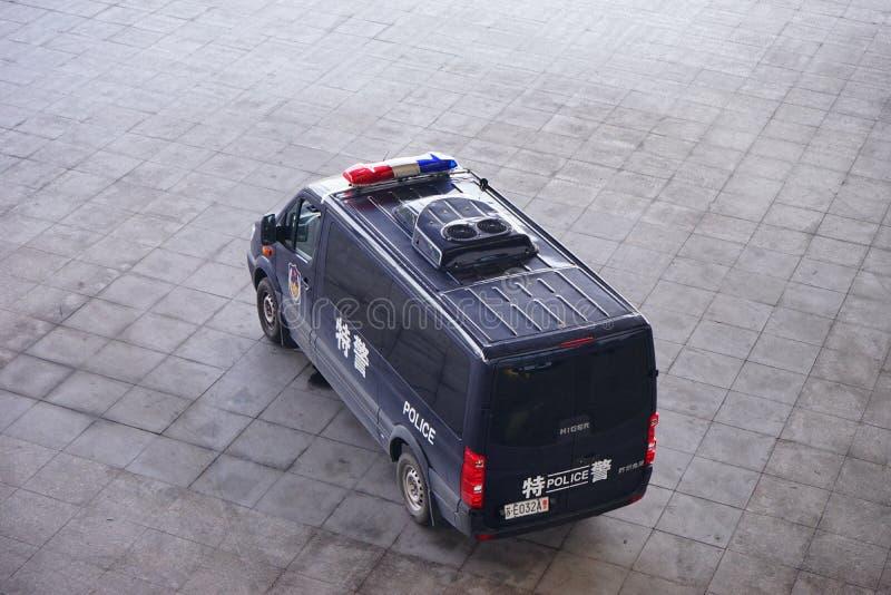 中国警察 免版税库存图片