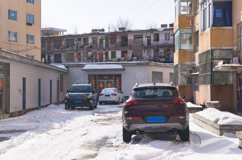 中国贫民窟风景_中国贫民窟在中国城市的恶劣的区域