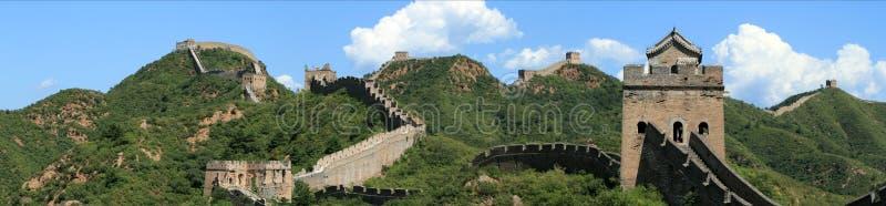 中国长城 库存照片