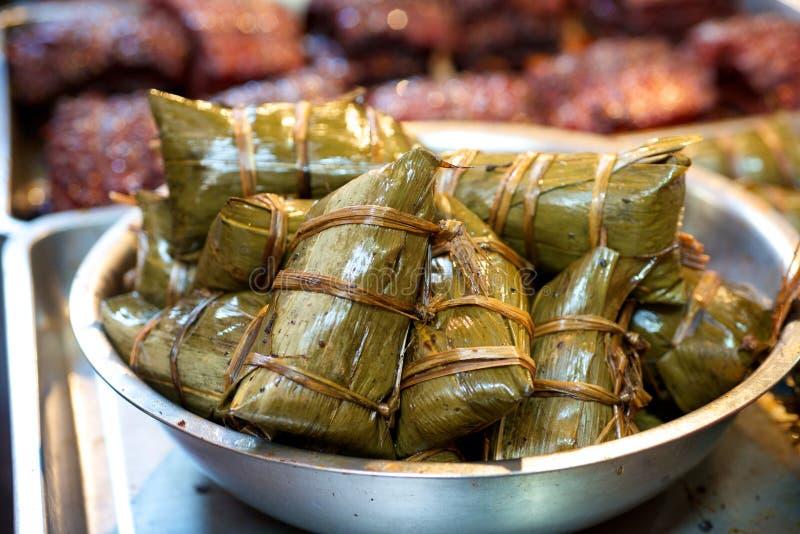中国饺子米 免版税图库摄影