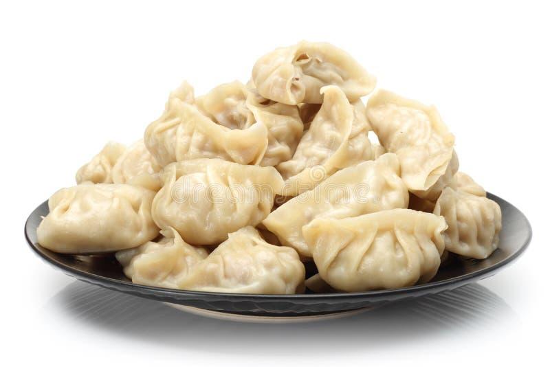 中国饺子 免版税图库摄影
