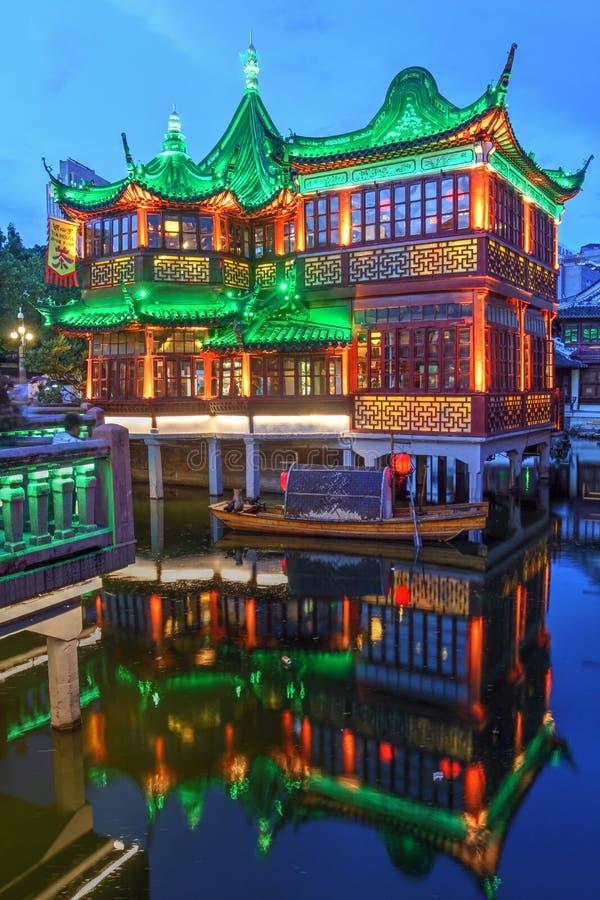 中国,上海 库存照片