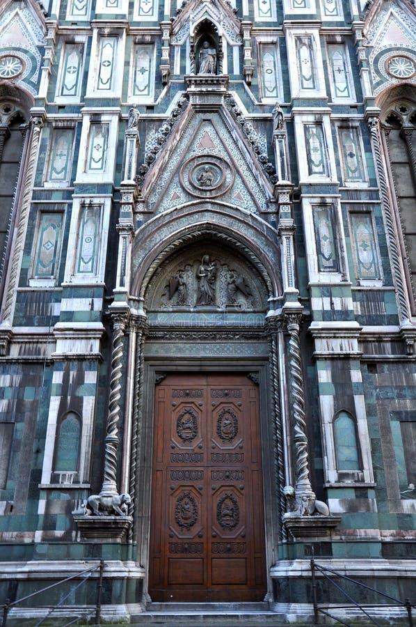 中央寺院佛罗伦萨 免版税图库摄影