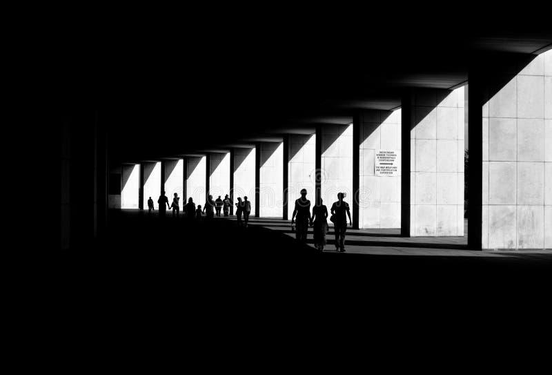 中央极大的博物馆爱国战争 免版税库存照片