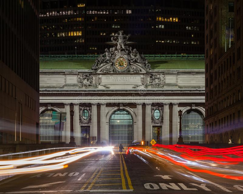 中心城市全部新的岗位约克 免版税库存图片