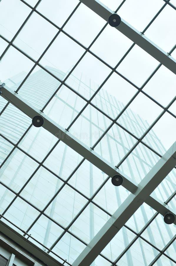 中心屋顶购物 免版税库存照片