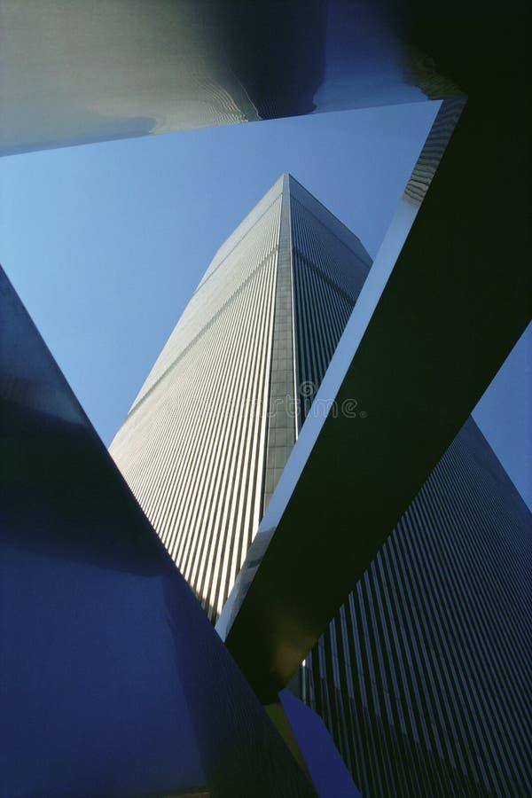中心新的商业世界约克 库存图片