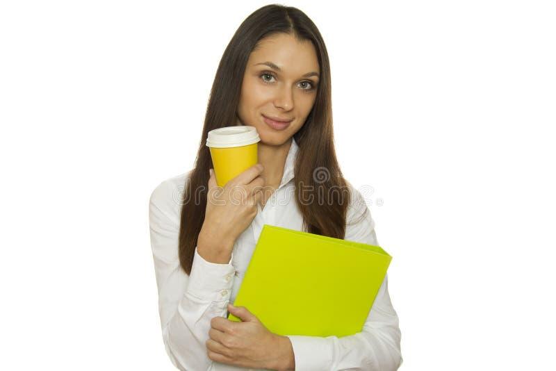 中断咖啡 库存图片
