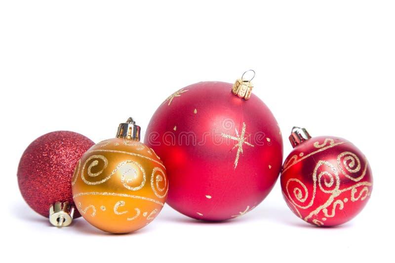 中看不中用的物品仍然圣诞节生活 库存照片