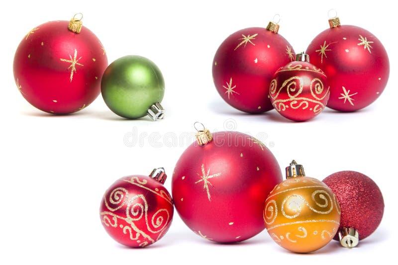 中看不中用的物品仍然圣诞节生活 免版税库存照片