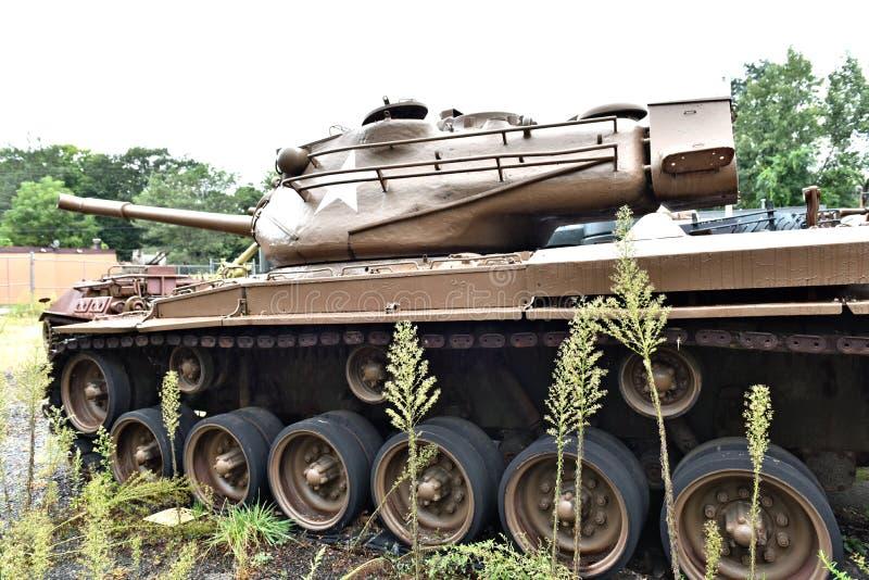 丹伯里康涅狄格我们流动军事博物馆 库存图片