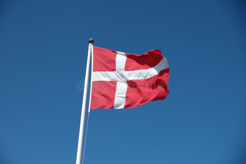 丹麦标志 库存照片
