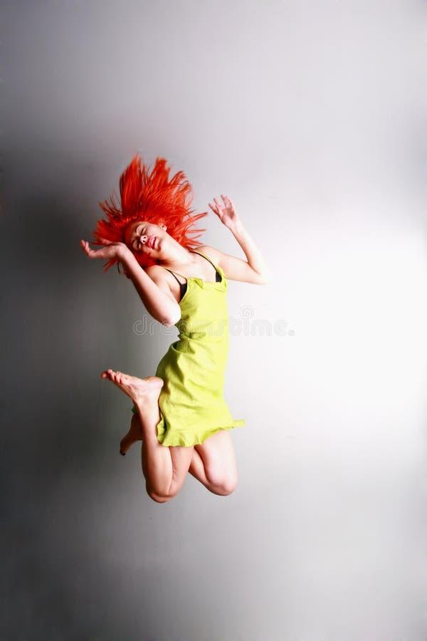 为喜悦跳.....