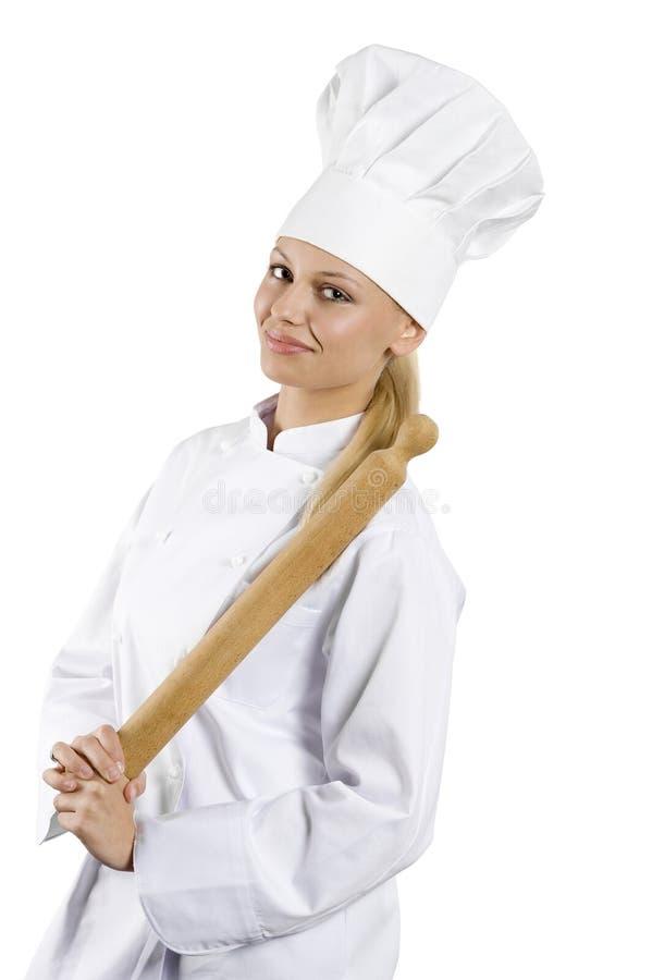 主厨 免版税库存图片