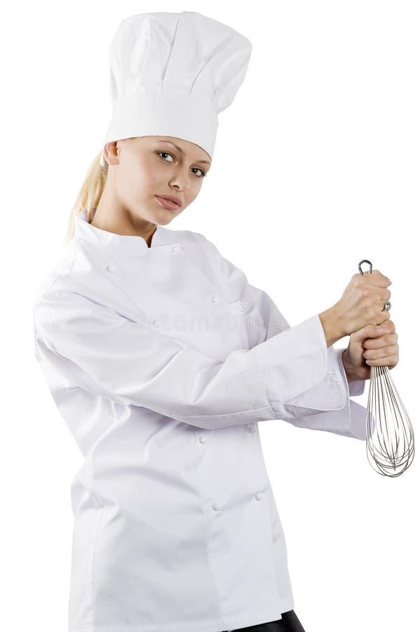 主厨 库存图片