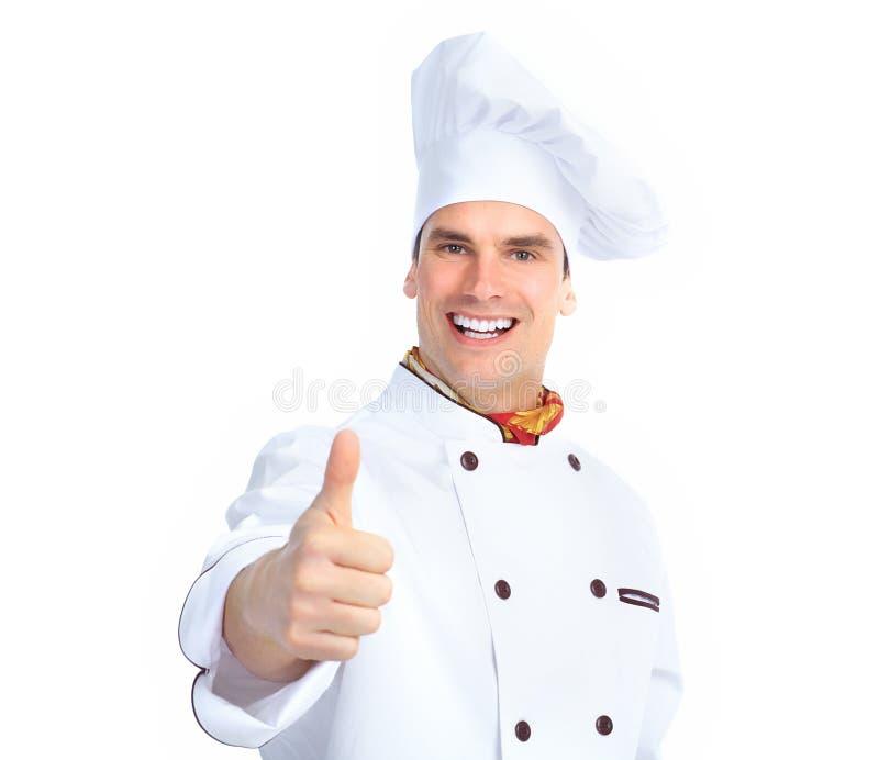 主厨 图库摄影