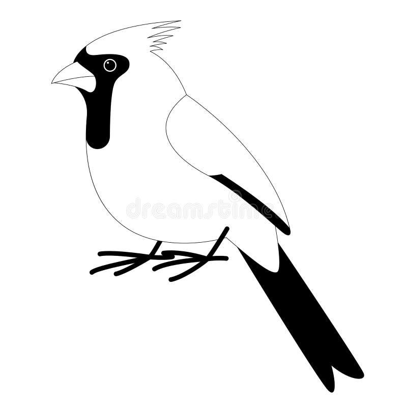 主要鸟,传染媒介例证,排行凹道 皇族释放例证