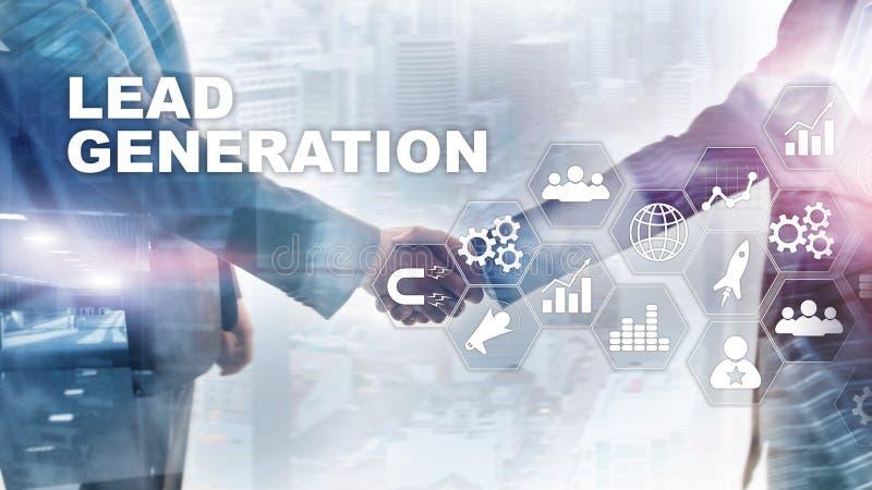 主角一代分析经营研究兴趣概念 营销策略财政技术 库存图片