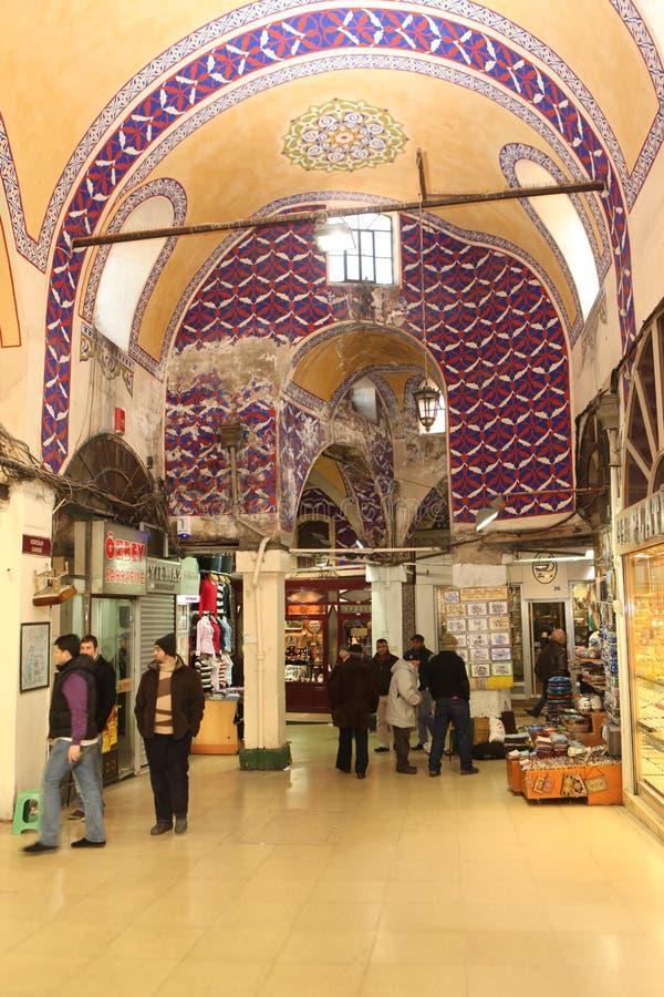 义卖市场全部伊斯坦布尔 免版税库存照片