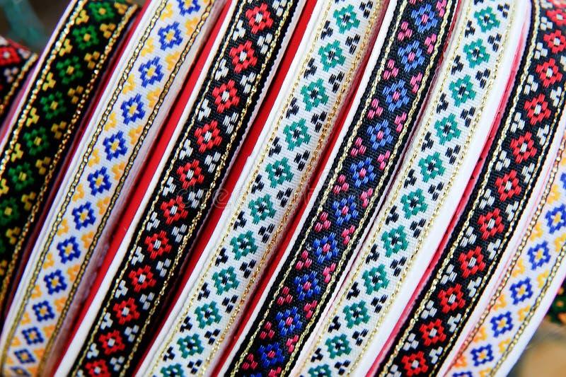 乌克兰装饰品 库存图片