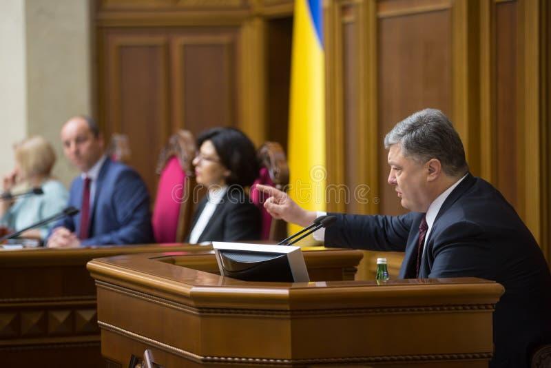 Download 乌克兰总统Petro波罗申科 图库摄影片. 图片 包括有 制度, 国家, 会议, 基辅, 人们, 代理, 政客 - 72360327