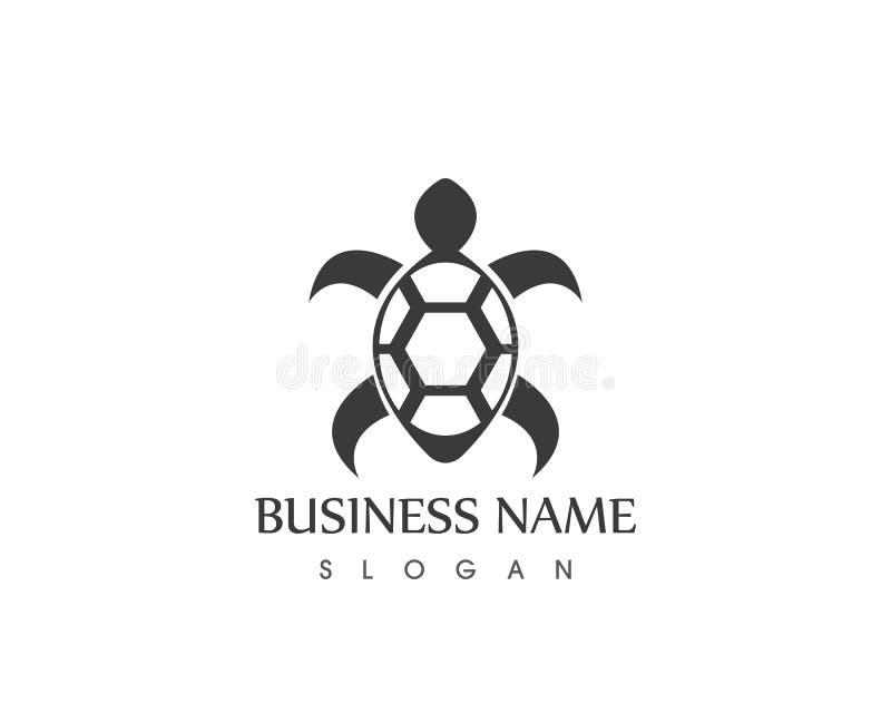 乌龟动物动画片象图象传染媒介例证设计 库存例证
