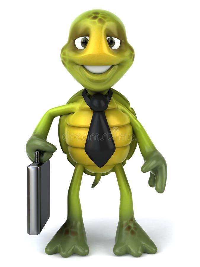 乐趣乌龟 皇族释放例证