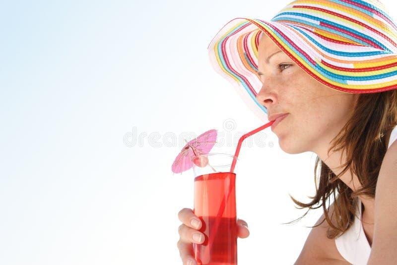 乐趣夏天 免版税库存图片