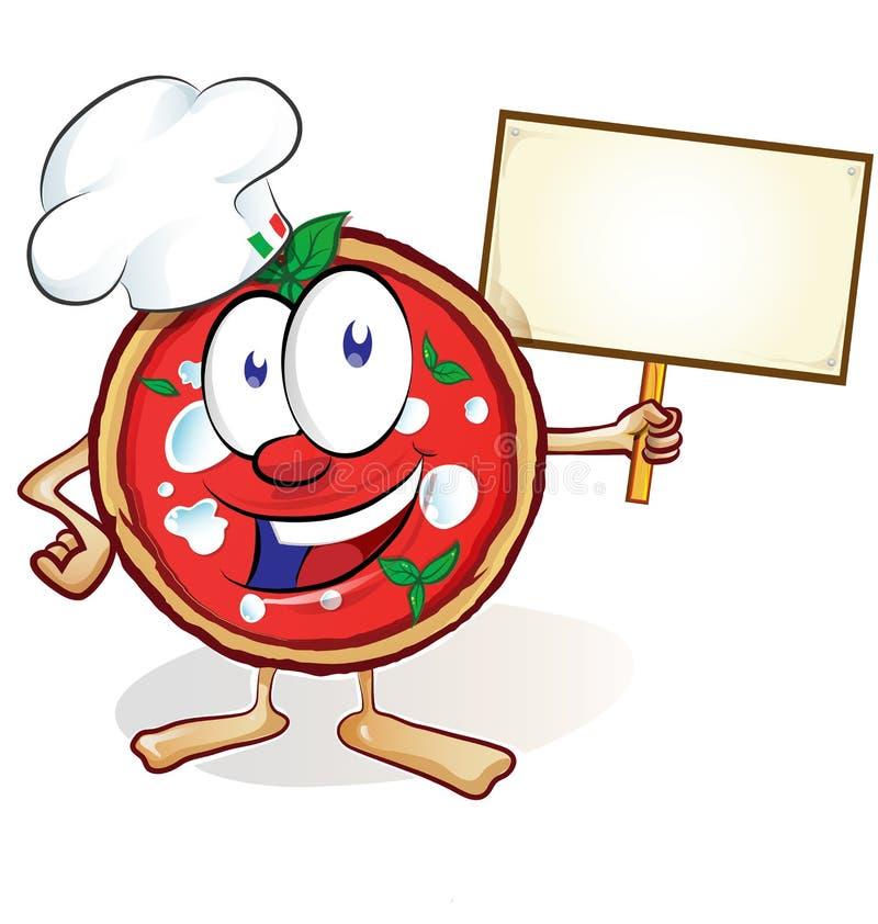 乐趣薄饼动画片 皇族释放例证