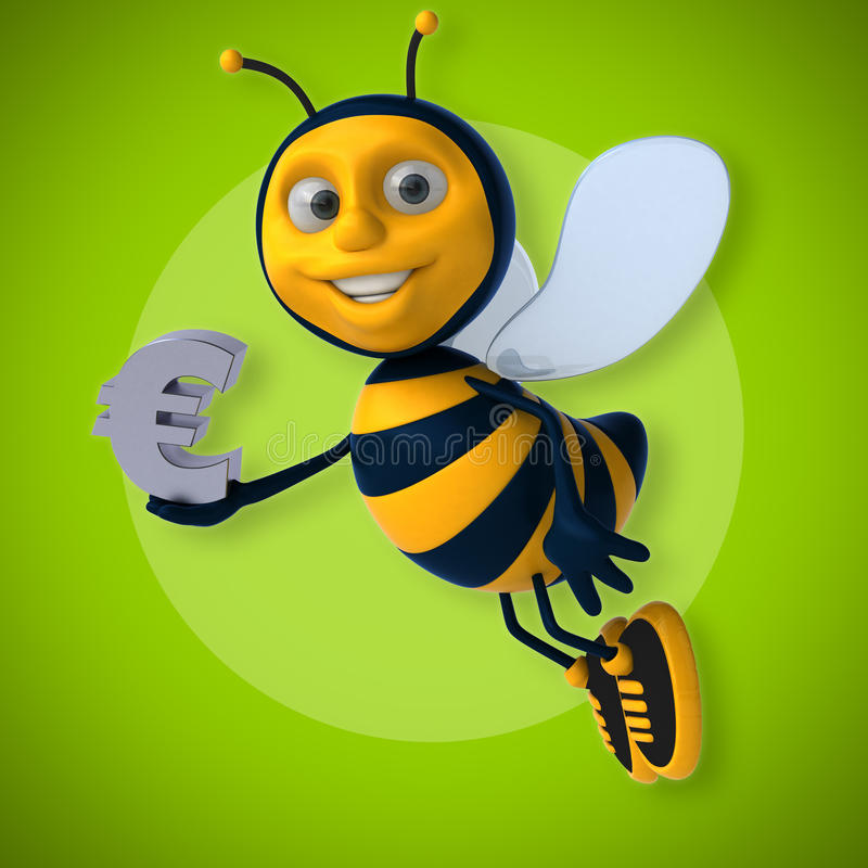 蜂蜜包括有插画,有刺的青蛙,动物,蜂声,运动鞋,弄糟,昆虫财务快活得跳来跳去图片
