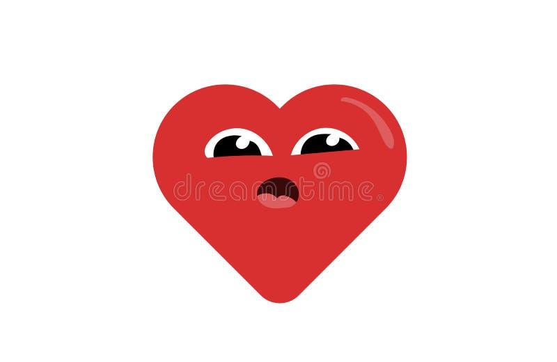 乐趣,便宜的心脏形象背景,墙纸 华伦泰` s日概念 库存例证