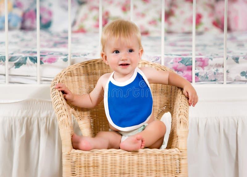 乐趣婴孩 免版税图库摄影