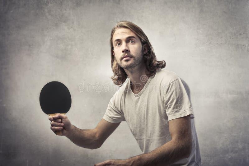 乒乓切换技术 免版税库存图片
