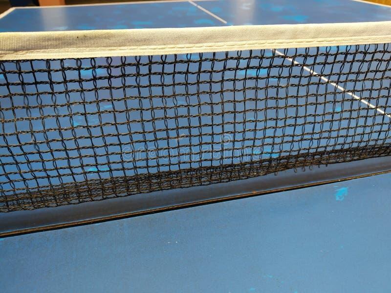 乒乓球网 库存照片