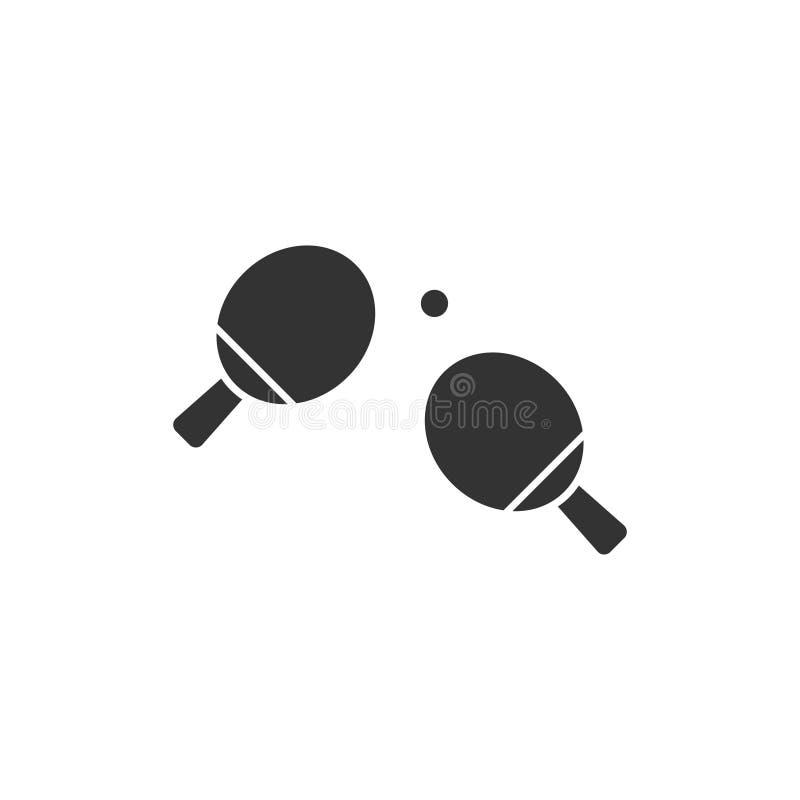 乒乓球象舱内甲板 库存例证