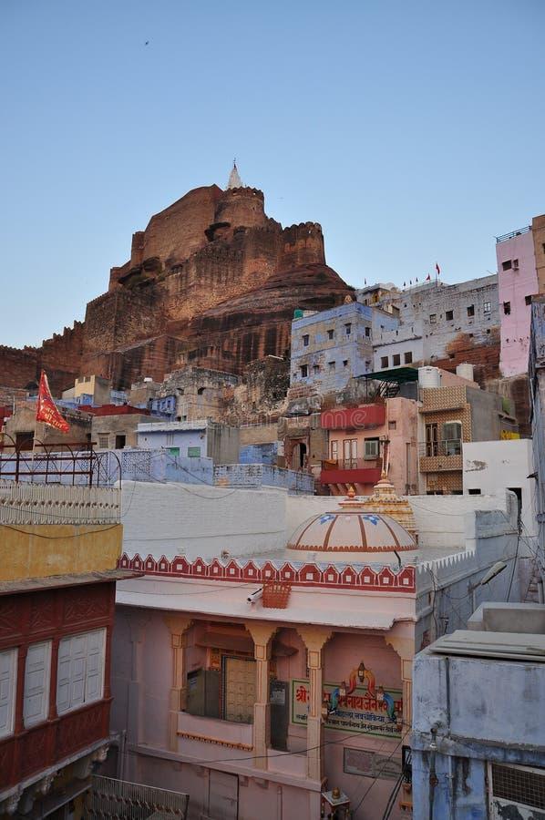 Download 乔德普尔城,拉贾斯坦,印度 老结构城市 编辑类库存照片. 图片 包括有 拱道, 有历史, 空间, 蓝色, 都市 - 62539463