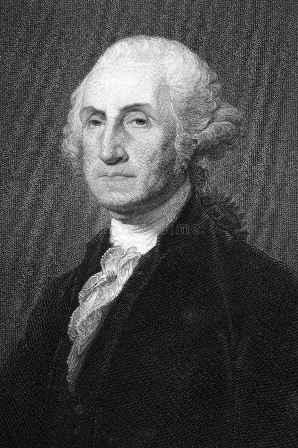 乔治・华盛顿 免版税库存照片