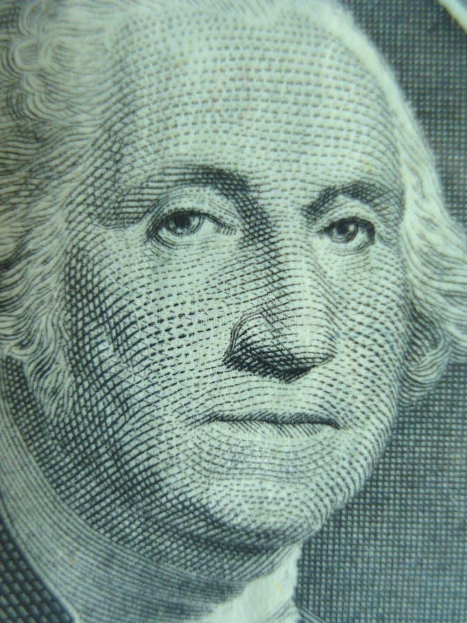 乔治・华盛顿 库存图片