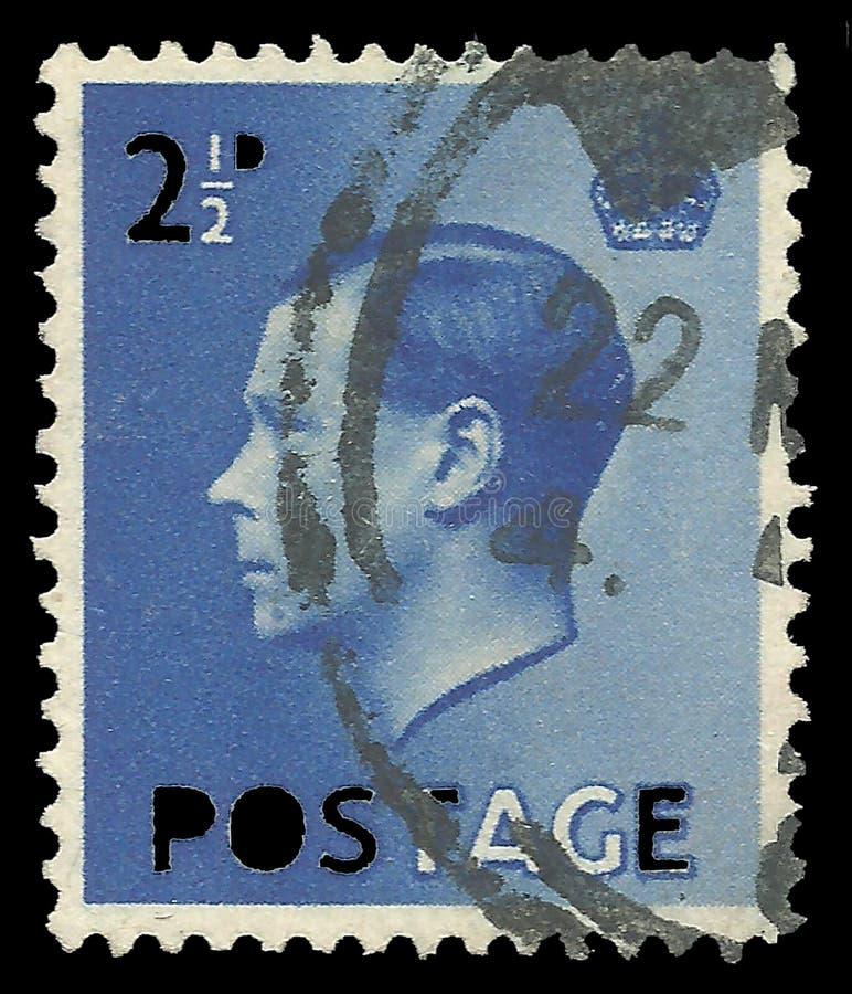 乔治第6国王 免版税库存照片