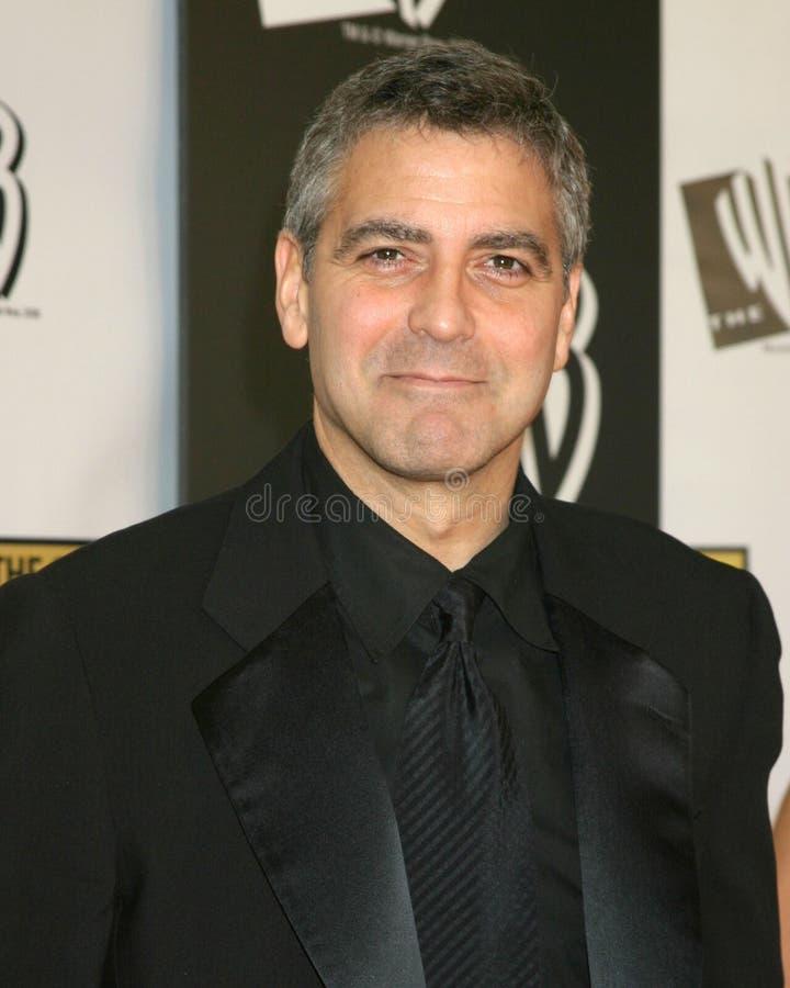 乔治Clooney 免版税库存照片
