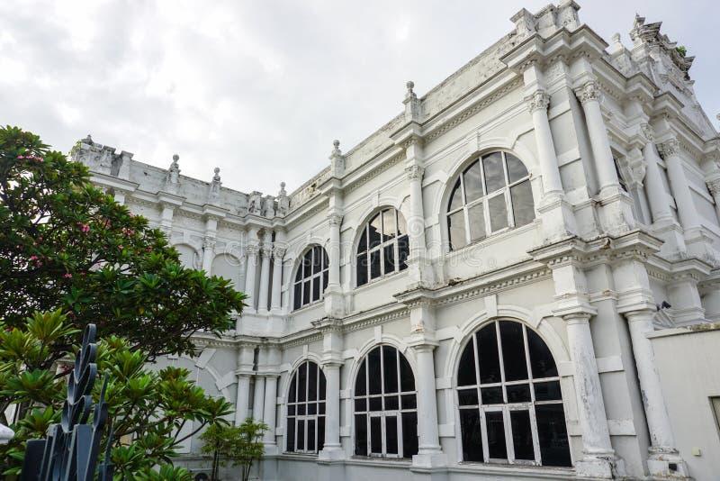 乔治城博物馆在槟榔岛,马来西亚 库存图片