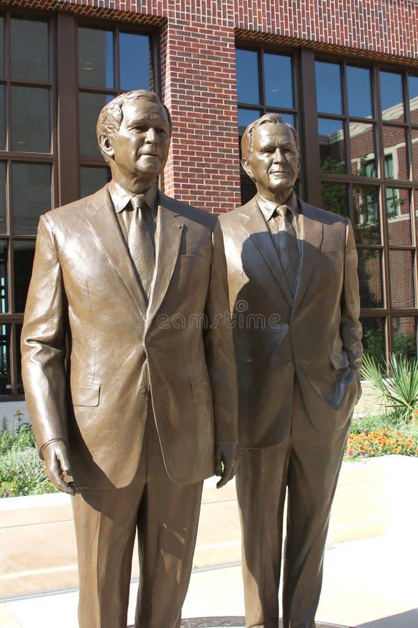 乔治・布什 免版税库存照片