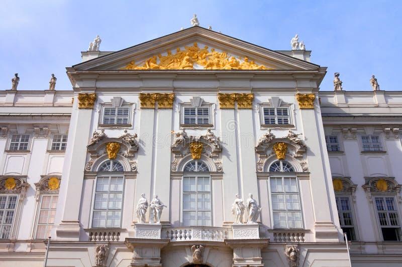 维也纳剧院 库存照片