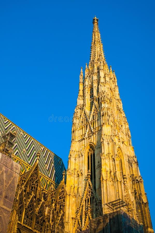 Download 维也纳,奥地利- 2015年10月12日:太阳的St斯蒂芬大教堂 编辑类库存图片 - 图片 包括有 资本, 外部: 62539674