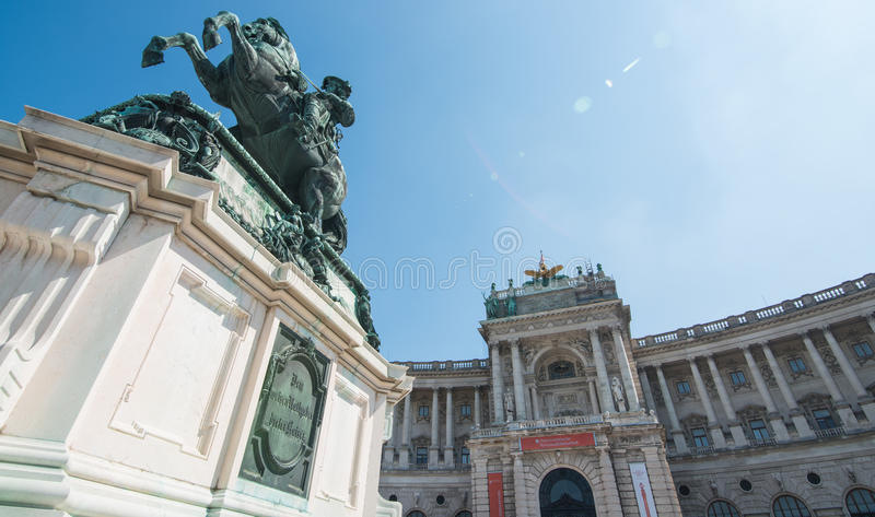 维也纳 库存图片