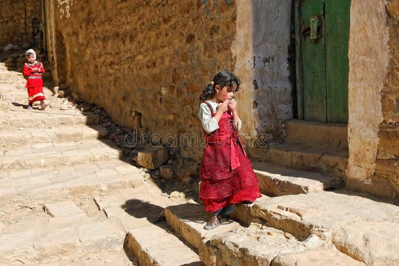 也门的子项 免版税库存图片