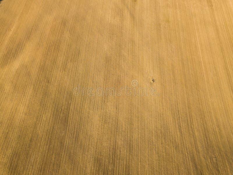 乡下的寄生虫照片调遣-自上而下的看法 库存照片